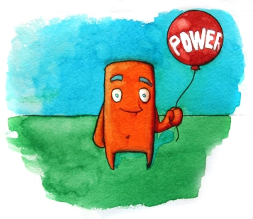 P is for Power